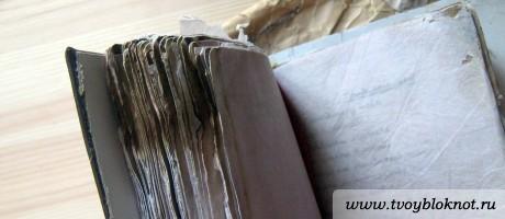 Древний дневник в подарок