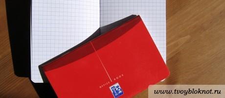Oxford Office — карманные тетрадки