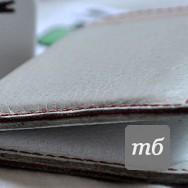 Ulterior Motive Bone Leather Wallet