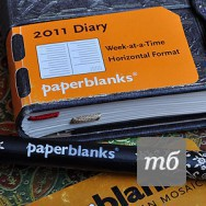 paperblanks 2011