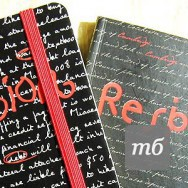 Passion & Respect notebooks