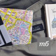 Блокноты и записные книжки teNeues для туристов